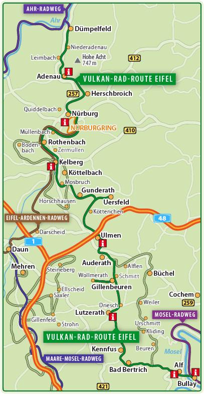 Karte Eifel.Home De